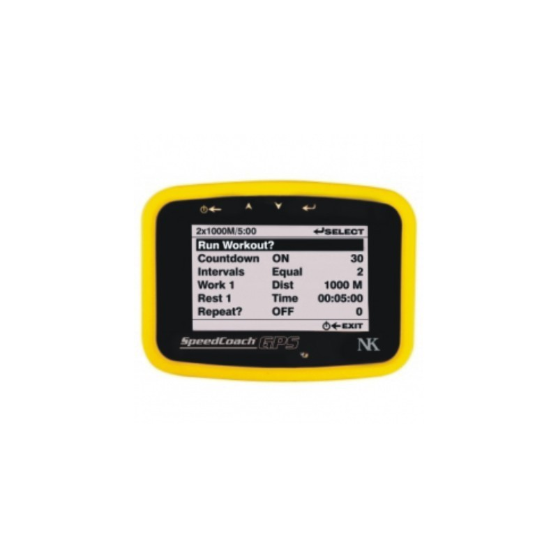 SpeedCoach GPS Model 2