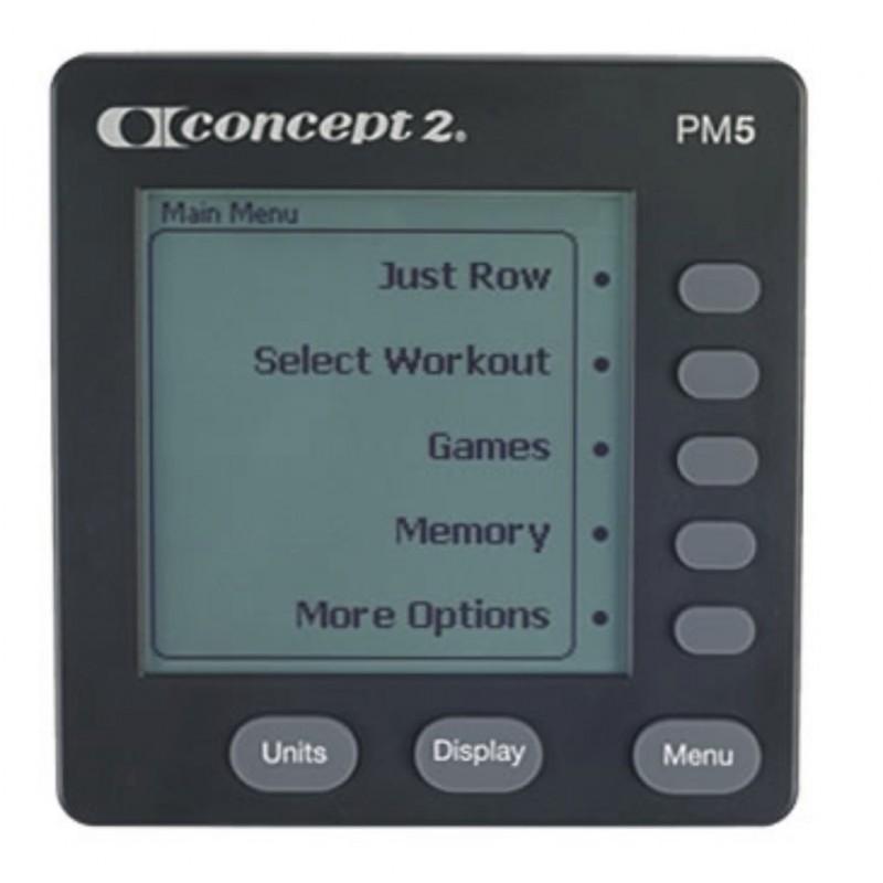 Monitor PM5 concept2