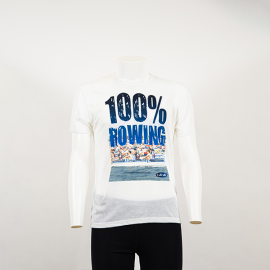 Maglietta 100%Rowing